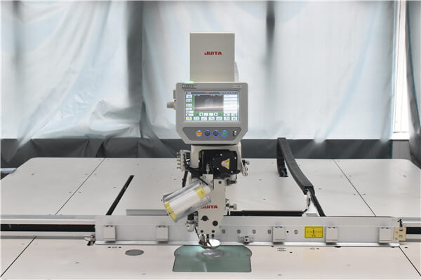 360 degree rotary head automatic template machine
